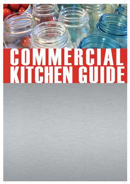 Commercial Kitchen Guide Front Cover