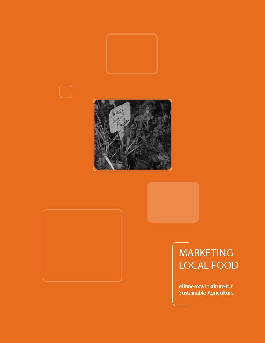 Marketing Local Food cover image