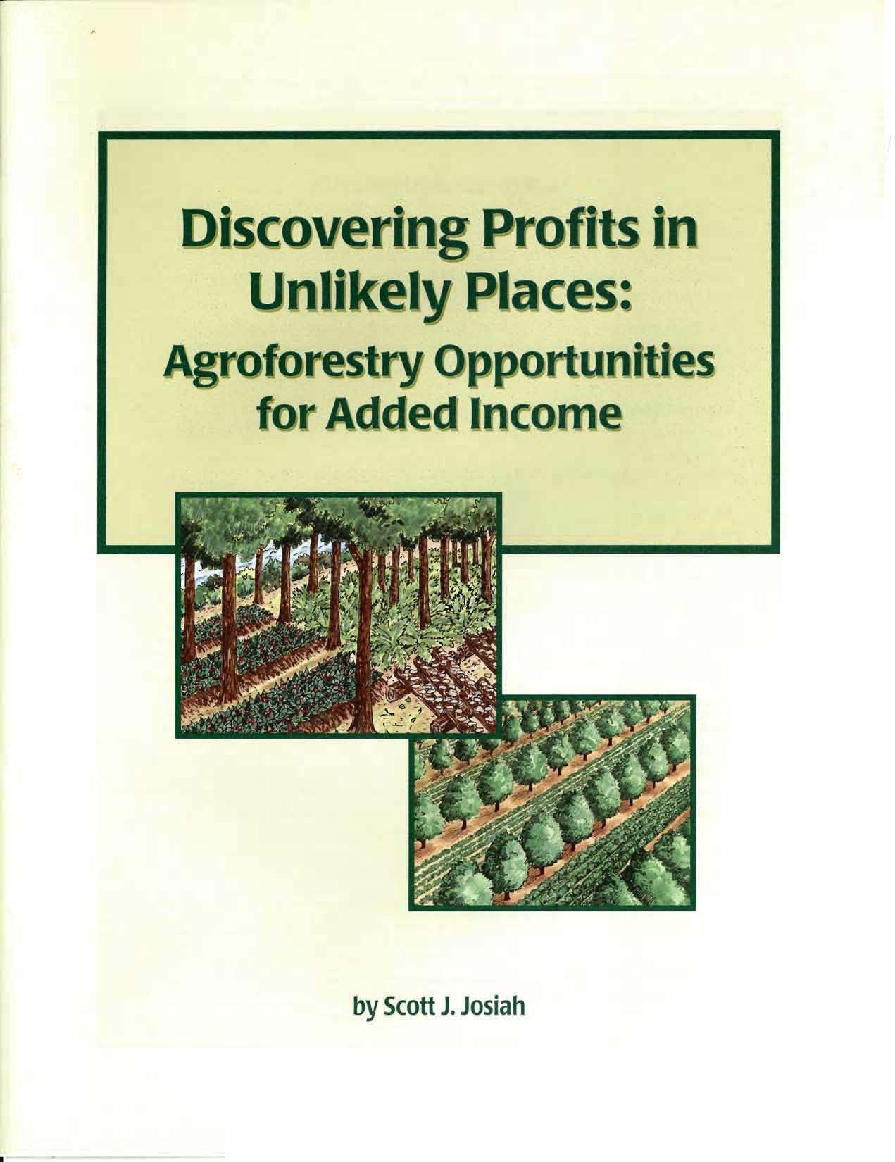 cover image for Discovering Profits in Unlikely Places