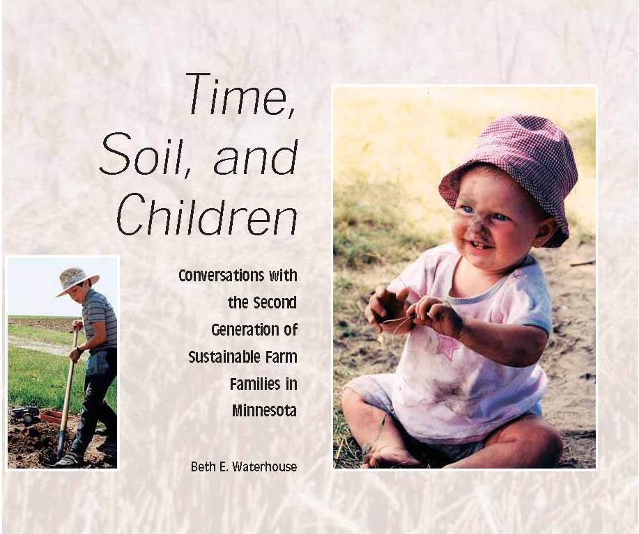 Time Soil and Children cover image