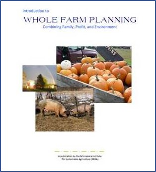 Whole Farm Planning Front Cover