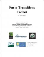 cover image for Farm Transitions Toolkit